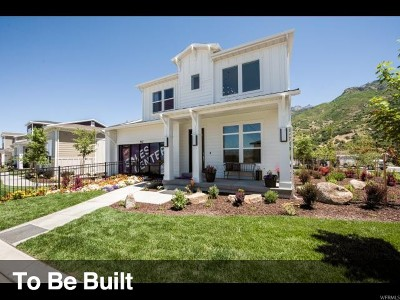 Cottonwood Heights Single Family Home For Sale: 9156 S Renoir Ln E #123