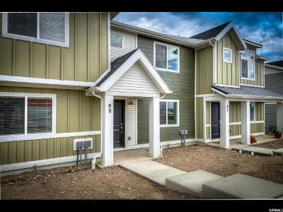Herriman Townhouse For Sale: 5109 W Encore Ct S #1045