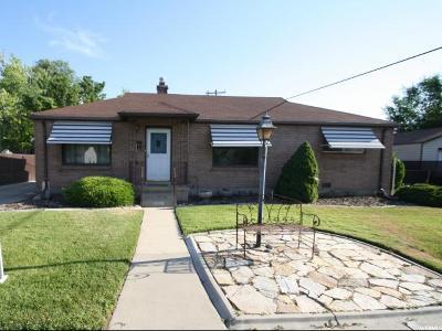 Lehi Single Family Home For Sale: 262 W 800 N N