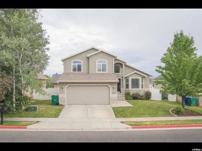 Lehi Single Family Home For Sale: 3541 W Newland Loop