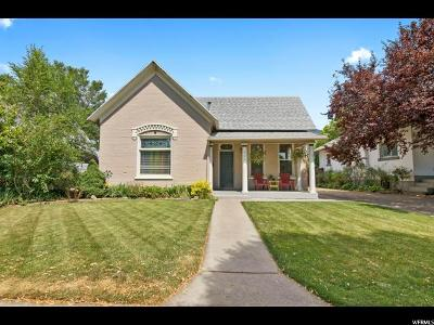 Provo Single Family Home For Sale: 331 S 300 W