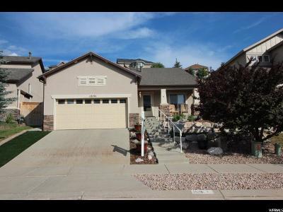 Draper Single Family Home For Sale: 15191 S Walnut Grove Dr E