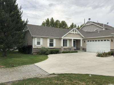 American Fork Single Family Home For Sale: 46 S 800 E