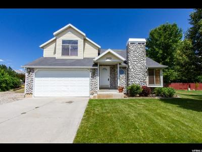 Lehi Single Family Home For Sale: 2272 N Sunset Dr
