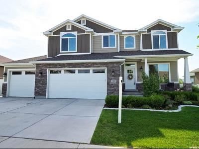 South Jordan Single Family Home For Sale: 11259 S Wheatley Hill Dr W