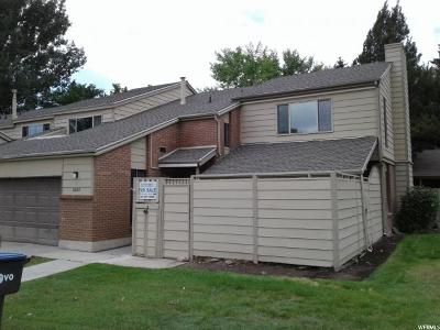 Provo Townhouse For Sale: 3233 N Shadowbrook Cir W