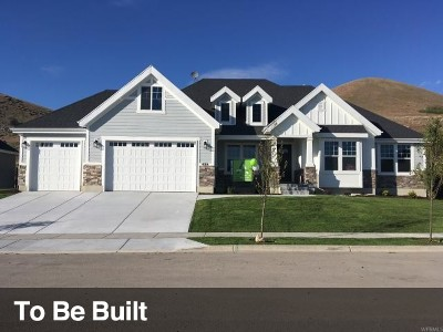 Pleasant Grove Single Family Home For Sale: 3038 N 650 W #218