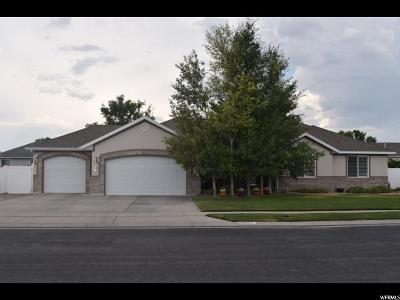 West Jordan Single Family Home For Sale: 4411 W 8790 S