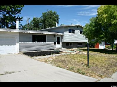 Tooele Single Family Home For Sale: 671 N Parkway Ave E