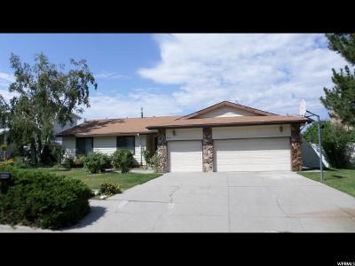Sandy Single Family Home For Sale: 8942 S Ida Ln