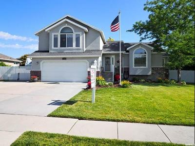 West Jordan Single Family Home For Sale: 5304 W 8230 S