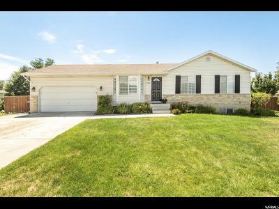 Lehi Single Family Home For Sale: 1799 N 750 E
