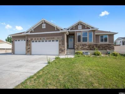 West Valley City Single Family Home For Sale: 3282 W 3650 S
