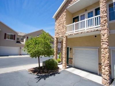 Provo Condo For Sale: 1043 S Canyon Meadow Dr #6