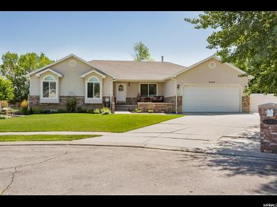 South Jordan Single Family Home For Sale: 9669 S 1630 W