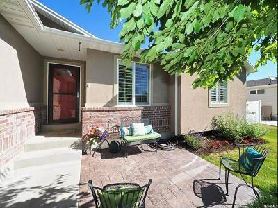 Herriman Single Family Home For Sale: 4716 W Gold Miners Pl
