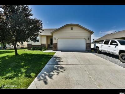 Eagle Mountain Single Family Home For Sale: 2136 E Frontier St N
