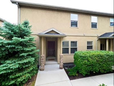 Murray Townhouse For Sale: 4595 S Red Sage Ct E