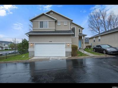 Provo Single Family Home For Sale: 1304 S 1510 E