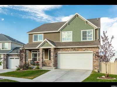 Herriman Single Family Home For Sale: 14179 S Wembley Cir W