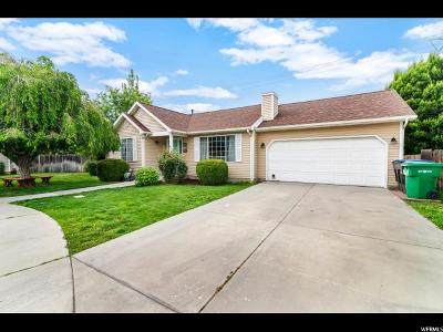 Provo Single Family Home For Sale: 2428 W 600 N