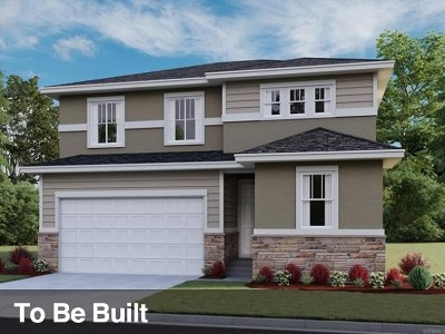 Springville Single Family Home For Sale: 723 W 1050 S #46