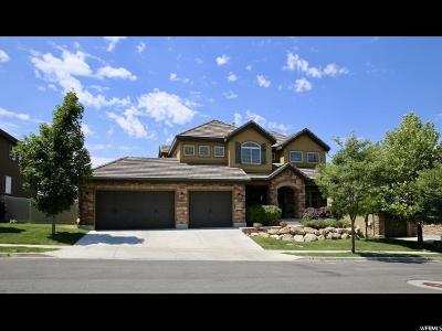 Lehi Single Family Home For Sale: 2139 W Whisper Wood Dr