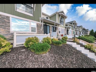 Midvale Townhouse For Sale: 7544 S San Savino Way W