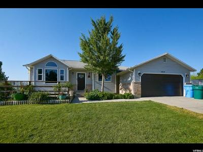 Riverton Single Family Home For Sale: 2537 W Victorian Dr S