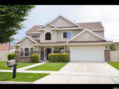 Springville Single Family Home For Sale: 511 W 300 N