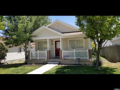 Eagle Mountain Single Family Home For Sale: 7702 N Wyatt Earp Ave