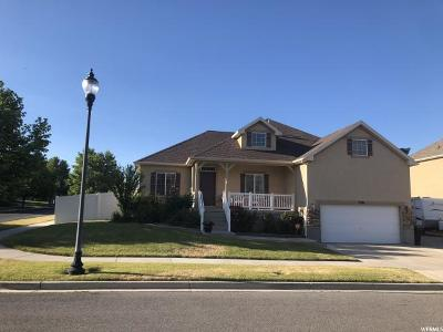 West Jordan Single Family Home For Sale: 7138 W 8130 S
