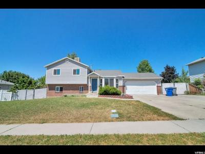 American Fork Single Family Home For Sale: 1047 N 300 W