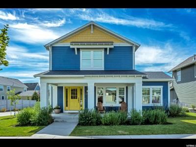 South Jordan Single Family Home For Sale: 10307 S Lac Vieux Rd W