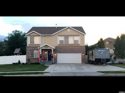 Herriman Single Family Home For Sale: 13718 S Blayde Dr