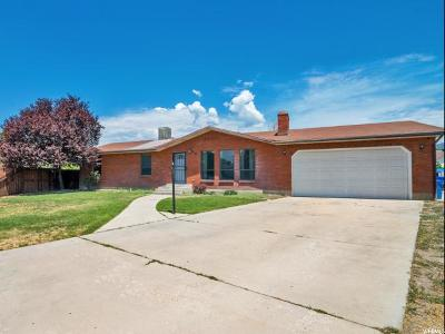 Orem Single Family Home For Sale: 218 W 220 S