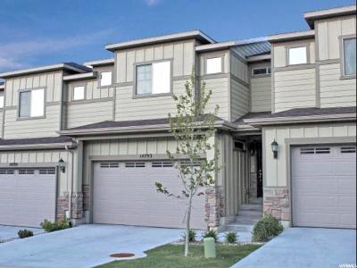 Draper Townhouse For Sale: 14793 S Cardiff Park Bay