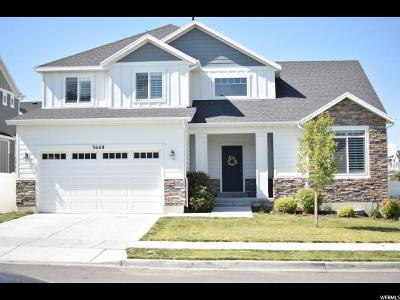 South Jordan Single Family Home For Sale: 3668 W Rushton View Dr #219