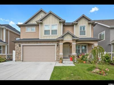 South Jordan Single Family Home For Sale: 11088 S Broadwick Rd