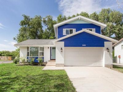 West Valley City Single Family Home For Sale: 3938 W 3930 S