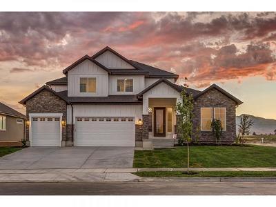 South Jordan Single Family Home For Sale: 10178 S Glenmoor View Ln #2