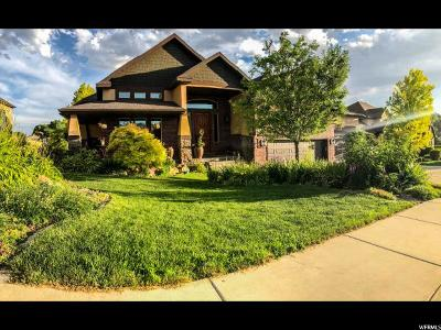 Lehi Single Family Home For Sale: 18 E 1450 N