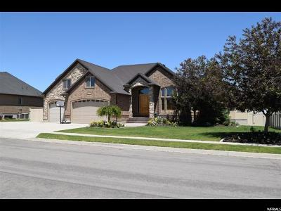 Herriman Single Family Home For Sale: 6236 W Freedom Hill Way