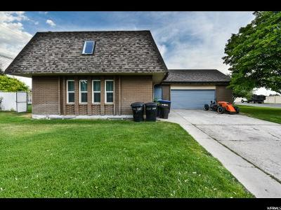 Provo Single Family Home For Sale: 1491 W 1700 N
