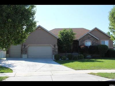 Lehi Single Family Home For Sale: 1157 S 540 W
