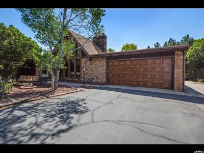 Sandy Single Family Home For Sale: 9840 S Bell Oaks Dr E #2