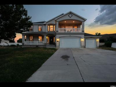 Saratoga Springs Single Family Home For Sale: 39 E Pioneer Cir