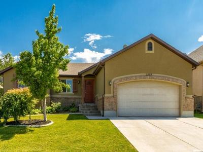 South Jordan Single Family Home For Sale: 3879 W Dune Buggy Dr S