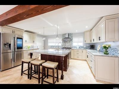 Salt Lake City Single Family Home For Sale: 2806 E Hermosa Way S