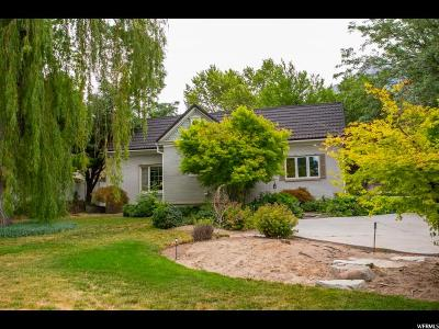 Holladay Single Family Home For Sale: 4985 S Holladay Blvd